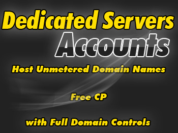 Budget dedicated web hosting provider