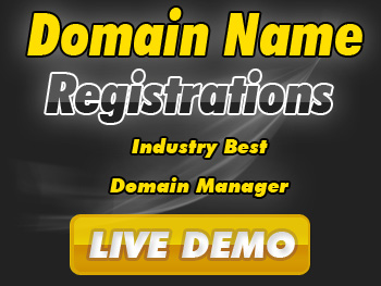 Modestly priced domain registrations & transfers